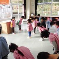 1月16日(月)今年初めての「お集まり会」_里幼稚園