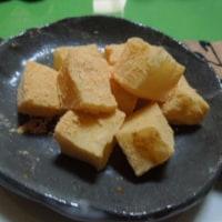 モッコウバラ、タピオカ餅