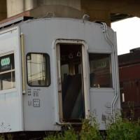 本当のさようなら? AU712最後の搭載車、クモハ300-4解体か?