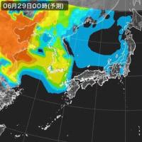 PM2.5分派予測
