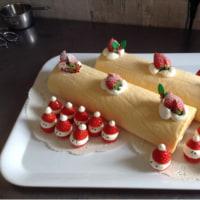 特注クリスマスケーキ