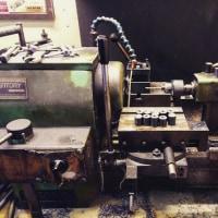 作品製作。記憶。昭和の町工場。