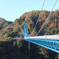 ぶらり旅・竜神大吊橋④水府物産センターetc(茨城県常陸太田市)
