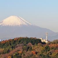 今朝の富士山 2016.12.8.(木)