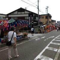 第1014回 富山県 1 城端むぎや祭り。