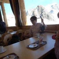 スイス6月旅行、サンモリッツからピッツベルニナ