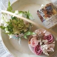 4月のWSのお知らせ☆LED花キャンドル