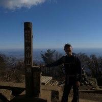 快晴の丹沢大山へ