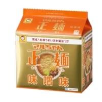 東洋水産株式会社 マルちゃん正麺 味噌味