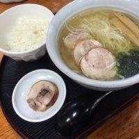 塩ラーメン@平井「まる政」