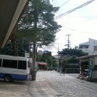 平和通り→壺屋やむちん通り(那覇)
