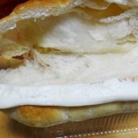 多ければいいってものじゃない練乳クリームのパン(^o^)/