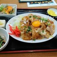 笠間市プラチナパスポート2⑯食事処ぐるめ「豚バラぶっかけ丼」