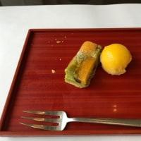 県美術館と食事会