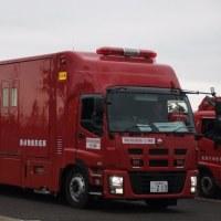金沢市消防局 拠点機能形成車