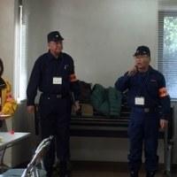 学園西町会 防災訓練