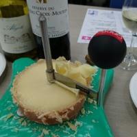 本日の チーズ & ワイン教室