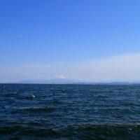 大根島から
