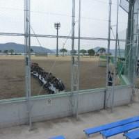 中学野球ともうすぐ統合なる小豆島中央高校