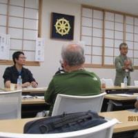 講演 熊本地震のボラ体験!