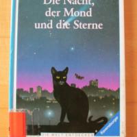 ドイツ語の本-Die Nacht, der Mond und die Sterne