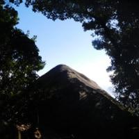 便石山と熊野古道・馬越峠 2