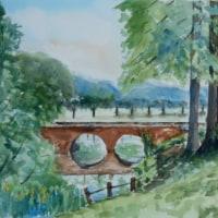 水元公園眼鏡橋