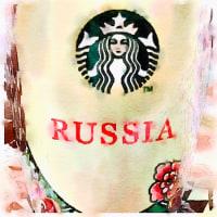 【ユーリ!!! on ICE】『Starbucks Russia(スターバックスロシア)』のタンブラー到着♪ #yurionice #yoi