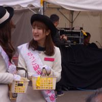 筑後七国観光フェスタ ちっご観光大使恋姫 2017・3・18