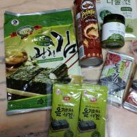 文江さんの韓国土産