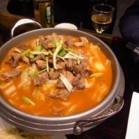 南城故事にてトウモロコシ天ぷらを食った