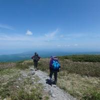 2017.06.18 暑寒別岳山開き登山