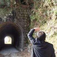 豊後土工(ぶんごどっこ)加茂隧道(かもずいどう)に萌えるの巻