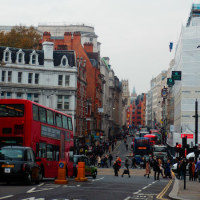 ロンドン街歩き 〜ロンドン・ブリッジからピカデリー周辺まで〜