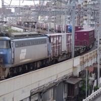 2015年1月27日28日 甲種二題 31日阪堺電車