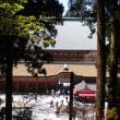 「西国四十九薬師巡り」延暦寺・滋賀県大津市坂本本町にあり、標高848mの比叡山全域を境内とする寺院。