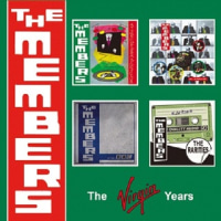 The Members/The Virgin Years