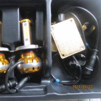 【静電気・電磁波対策:クライスラーオーナーさんの要求に応えるにはノイズ処理が必要です】輸入販売店からノイズが出ますとお墨付き!!