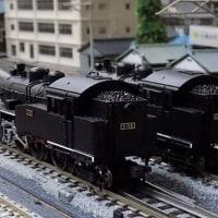 MICROACEのC形蒸気機関車-3 C10、C11、C12とC56を弄る