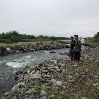 river & ocean