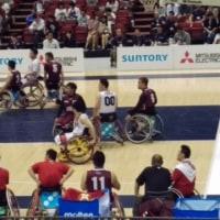 車椅子バスケ全国大会