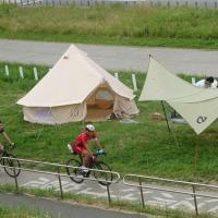 面白いテント