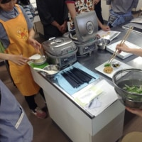第2回JPVSベジクッキングセミナー(京都府長岡京市中央生涯学習センター)の報告