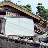 『みちしるべ』**熊本地震ボランティアに参加して**<2016.5.&9. Vol.94>