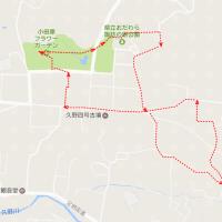 小田原フラワーランド周辺散歩