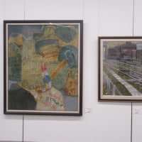 日本版画会50回記念巡回展