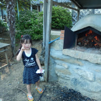 里山の農家民宿から暑中お見舞い申し上げます!