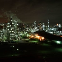 工場夜景スポット 千鳥町・浮島エリア