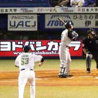 岩崎、粘りの投球で継投!(5月21日・神宮球場)