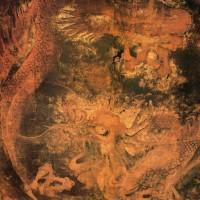 北海道・江差の「八方睨みの龍」
